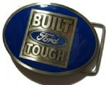 Ford Built Tough Belt Buckle with display stand. Code RK1
